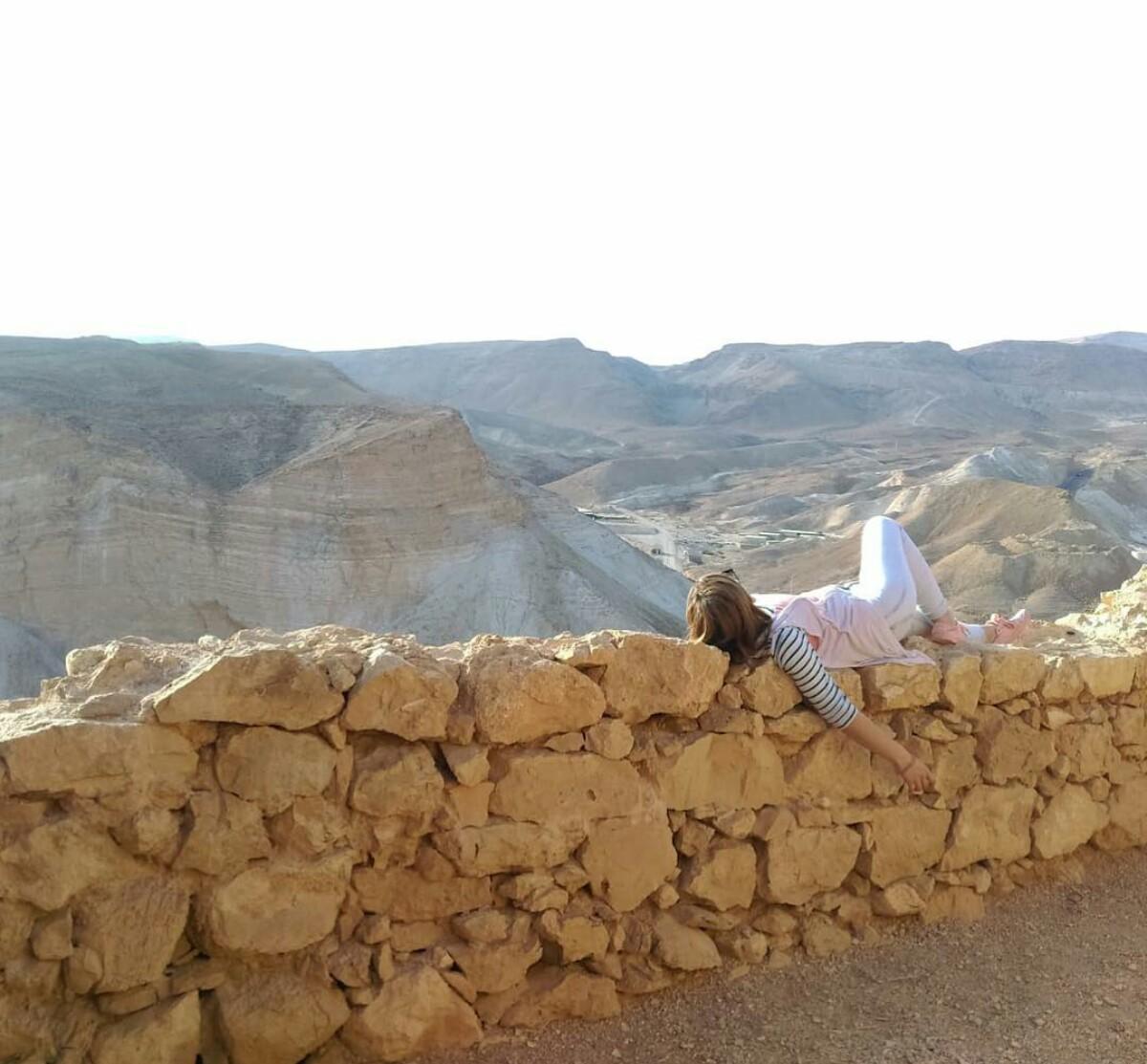 Zdjęcia: Masada, Azja Zachodnia, Park Narodowy Masada, IZRAEL
