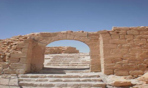 Zdjęcie IZRAEL / - / Masada / Na Masadzie...