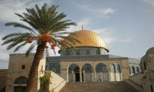 Zdjecie IZRAEL / Plac Świątynny / Jerozolima / Meczet Skały