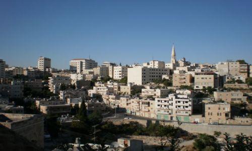 Zdjęcie IZRAEL / Autonomia Palestyńska / Betlejem / Miasteczko Betlejem