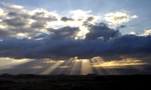 Zdjecie IZRAEL / - / W DRODZE NAD MORZE MARTWE / WIDOK