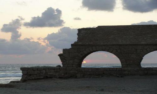 Zdjecie IZRAEL / - / palestyna / aqueductus