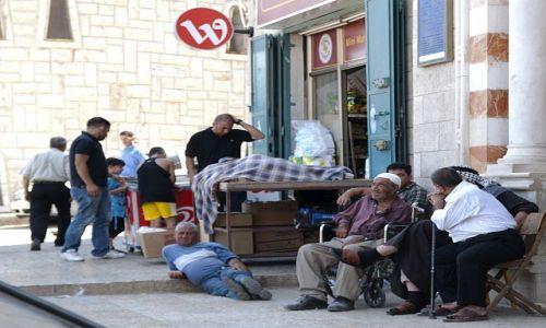 Zdjęcie IZRAEL / BETLEJEM / ... / NA ULICY W BETLEJEM...