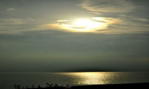 IZRAEL / - / Jezioro Galilejskie / Zachód