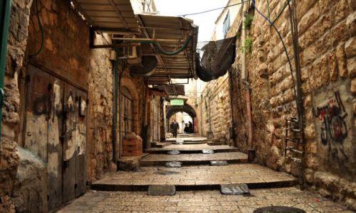 Zdjęcie IZRAEL / - / Jerozolima / Stare miasto - dzielnica arabska