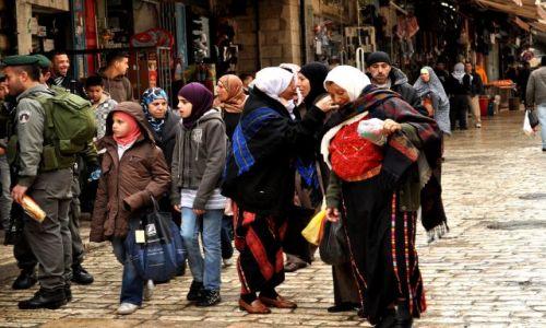 IZRAEL / - / Jerozolima / Stare miasto - dzielnica arabska