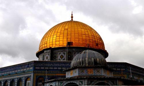 Zdjęcie IZRAEL / - / Jerozolima / Kopuła na Skale