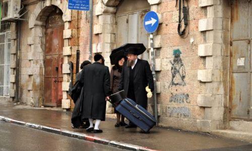IZRAEL / - / Jerozolima / W Mea Sharim