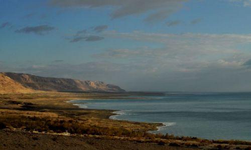 Zdjęcie IZRAEL / - / Izrael / Morze Martwe