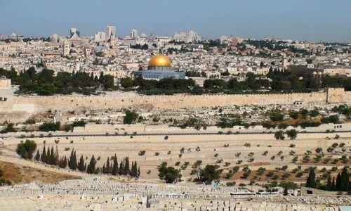 Zdjecie IZRAEL / Jerozolima / Jerozolima / �wi�ta Ziemia