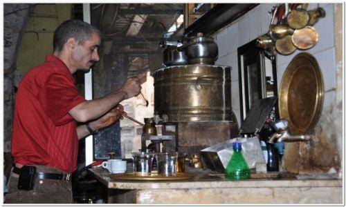 Zdjecie IZRAEL / - / Jerozolima / Prawdziwa kawa arabska....