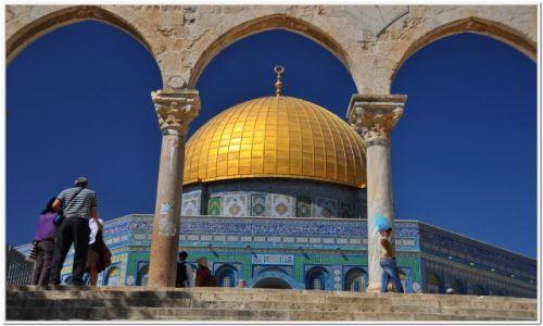 Zdjęcie IZRAEL / - / Jerozolima / Meczet na Skale