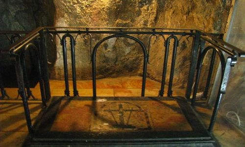 Zdjęcie IZRAEL / Judea / Jerozolima / Bazylika Grobu Pańskiego