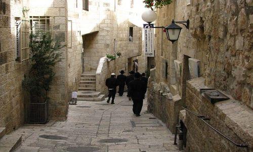 Zdjecie IZRAEL / Judea / Jerozolima / stare miasto