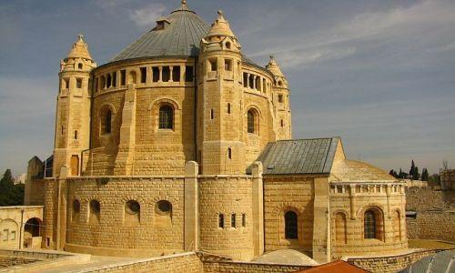 Zdjęcie IZRAEL / Judea / Jerozolima / Kościół Zaśnięcia NMP