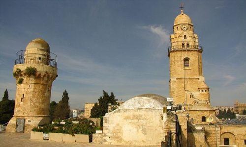 IZRAEL / Judea / Jerozolima / Góra Syjon