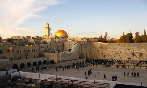 Zdjęcie IZRAEL / Judea / Jerozolima / Mur Zachodni