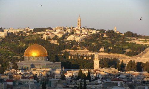 Zdjęcie IZRAEL / Judea / Jerozolima / Góra Oliwna
