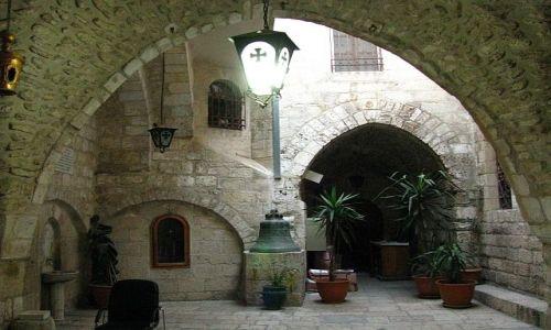 Zdjęcie IZRAEL / Judea / Jerozolima / Dzielnica chrześcijańska