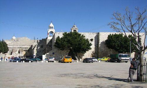 Zdjęcie IZRAEL / Judea / Betlejem / Bazylika Narodzenia Pańskiego