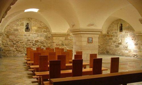 Zdjęcie IZRAEL / Judea / Betlejem / kościół Groty Mlecznej