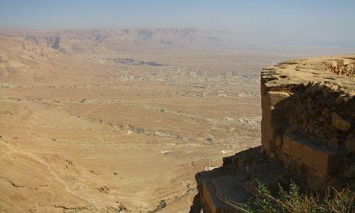Zdjęcie IZRAEL / Morze Martwe / Masada / pustynia Judzka