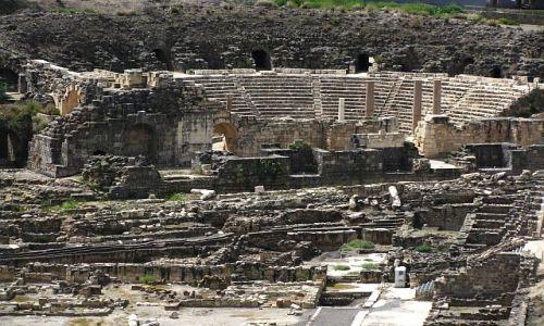 Zdjecie IZRAEL / Galilea / Beit Szean / Scytopolis