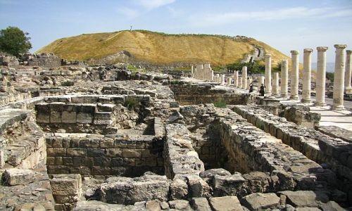 IZRAEL / Galilea / Beit Szean / Scytopolis