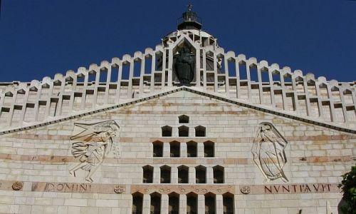 Zdjęcie IZRAEL / Galilea / Nazaret / Bazylika Zwiastowania Pańskiego