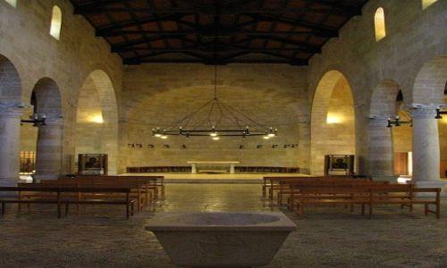 Zdjecie IZRAEL / Galilea / Ein Tabgha / kościół Rozmnożenia