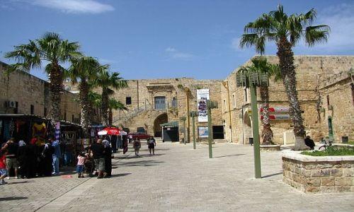Zdjęcie IZRAEL / Wybrzeże Północne / Akka / stare miasto