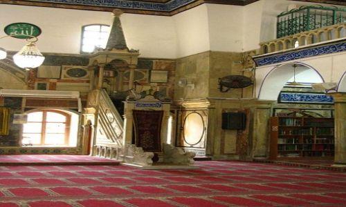 Zdjęcie IZRAEL / Wybrzeże Północne / Akka / meczet El Dżazzara