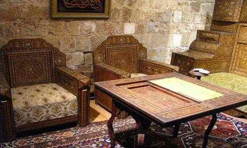 Zdjęcie IZRAEL / Wybrzeże Północne / Akka / muzeum etnograficzne