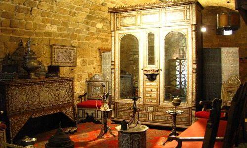 Zdjecie IZRAEL / Wybrzeże Północne / Akka / muzeum etnograficzne