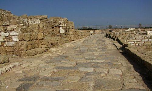 Zdjęcie IZRAEL / Wybrzeże Północne / Cezarea / Cezarea Nadmorska