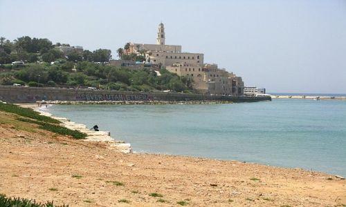 Zdjęcie IZRAEL / Tel Awiw / Jaffa / panorama Jaffy