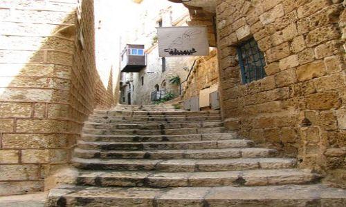 IZRAEL / Tel Awiw / Jaffa / stare miasto
