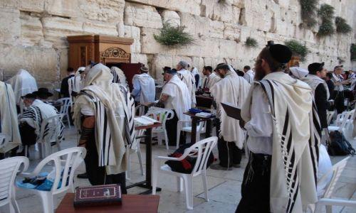 Zdjecie IZRAEL / - / JEROZOLIMA / ŚCIANA PŁACZU