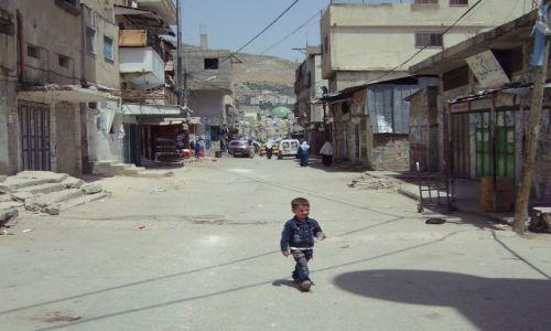 Zdjęcie IZRAEL / Palestyna / Obóz dla uchodźców Balata obok Nablusu / Uchodźcy