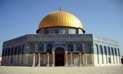 Zdjecie IZRAEL / Palestyna / Jerozolima / Wzgórze Świątynne
