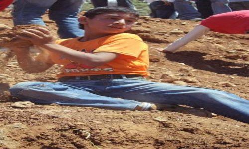 Zdjecie IZRAEL / Palestyna / Artas / Intifada