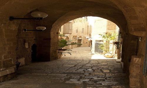 Zdjęcie IZRAEL / Jaffa / Jaffa / Uliczki starej Jaffy