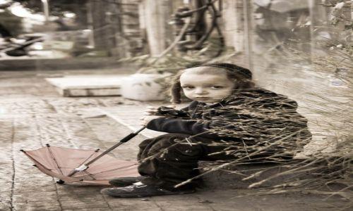 Zdjęcie IZRAEL / - / Jerozolima / Młody Chasyd