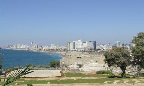 Zdjęcie IZRAEL / Jaffa / Tel Awiw / Tel Awiw