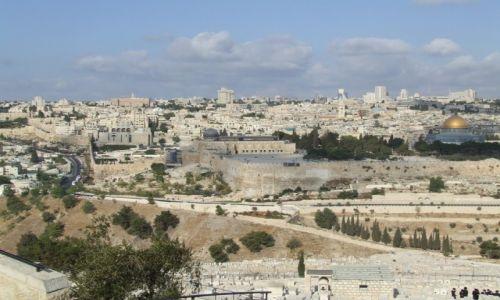 Zdjecie IZRAEL / Jerozolima / Jerozolima / Jerozolima