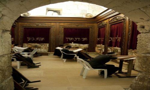 IZRAEL / Jerozolima / ha-Kotel ha-Maarawi / Study of Tora