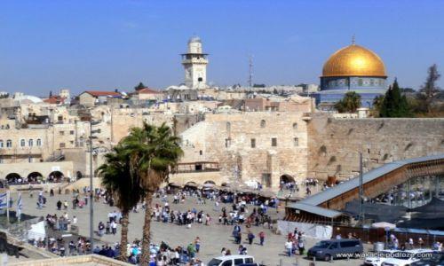 Zdjecie IZRAEL / - / Jerozolima / W Jerozolimie