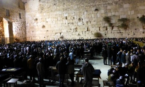 Zdjecie IZRAEL / Jeruzalem / Jeruzalem / Ściana Płaczu