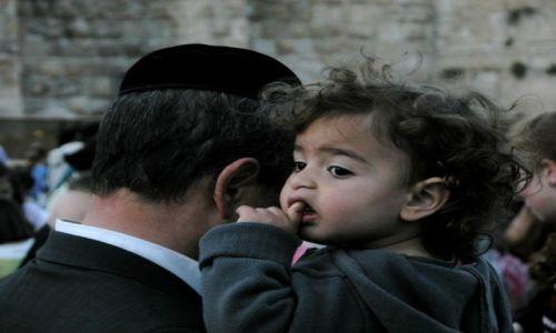 Zdjecie IZRAEL / Jerozolima / Jerozolima / modlitwa