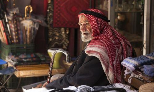 Zdjęcie IZRAEL / Jerozolima / Stare Miasto / Człowiek